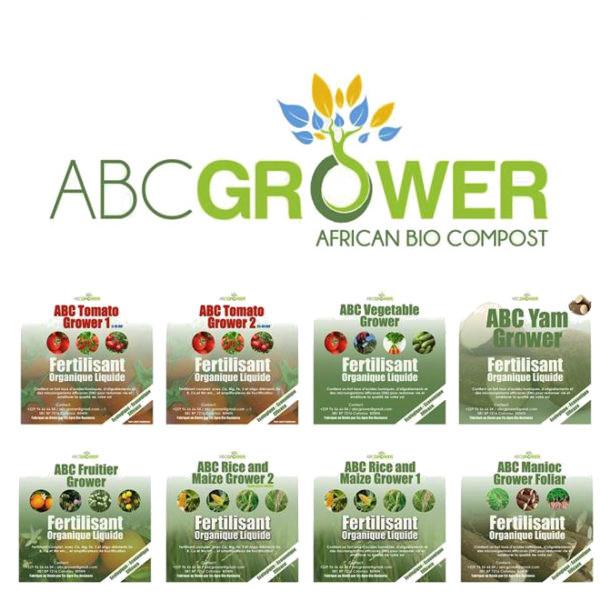 Biofertilisant (fertilisant-Compost biologique) ABC GROWER-APREMIUM HORTUS