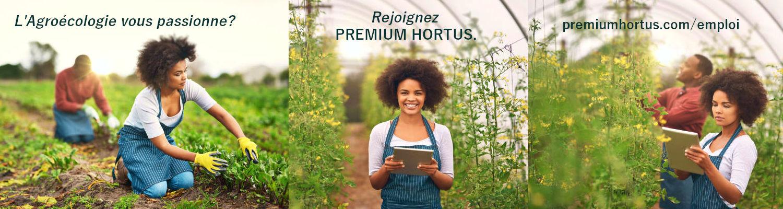 PREMIUM HORTUS-RECRUTEMENT 1 AGENT(E) DE PRODUCTION AGRICOLE